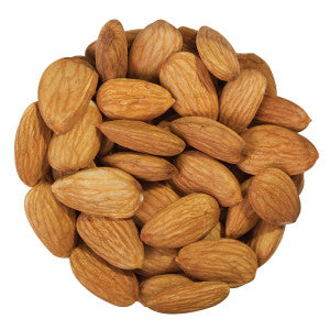 Raw Organic Almonds 25.00Lb Case