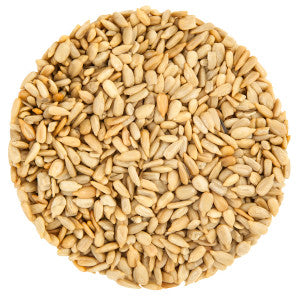 Sunflower Seeds Meat Roasted Unsalted 10.00Lb Bag