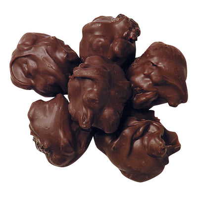 ASHER'S NO SUGAR ADDED MILK CHOCOLATE RAISIN CLUSTER