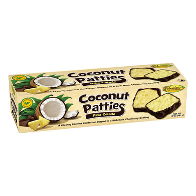 11ASTASIA - COCONUT PATTIES - PINA CLDA - 12OZ