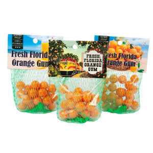 Orange Bubblegum - Mesh Bag - Refill 100Ct Case