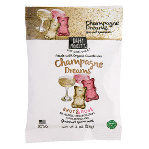 Project 7 Champagne Dreams Gummies 2 Oz 8Ct Box