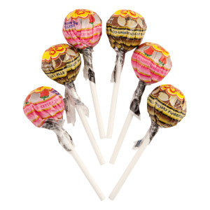 Chupa Chups Assorted Creamosa Lollipop 19.05Lb Case