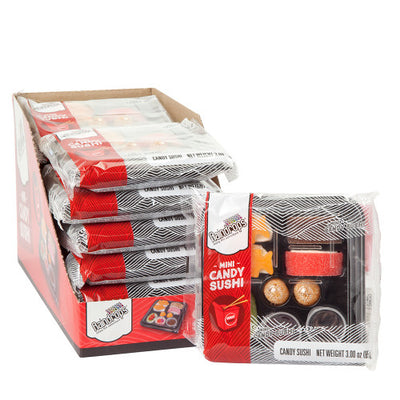 CANDY SUSHI KIT - MINI - 3OZ