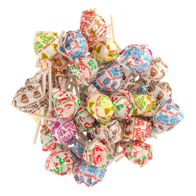 DUM DUMS - HOLIDAY LOLLIPOPS - ASSORTED - (7.8LBS)