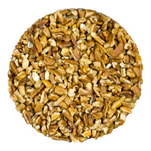 Mcclain'S Bulk Raw Natural Medium Pecan Pieces *Fl Dc Only* 30.00Lb Case