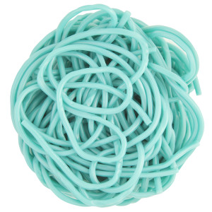 Gustaf'S Blue Raspberry Licorice Laces 20.00Lb Case