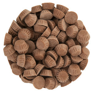 Mini Peanut Butter Cups 10.00Lb Case
