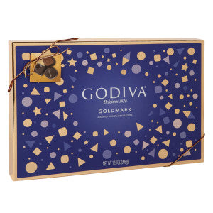 Godiva Assorted Chocolates 30 Pc 12.8 Oz Box 6Ct Case