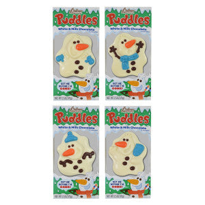 Snowman Puddles 2.5 Oz Box 24Ct Case