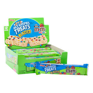 Rice Krispies Treats M&M'S 2.1 Oz Big Bar 12Ct Box