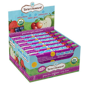 Torie & Howard Sour Berry Fruities 2.1 Oz 18Ct Box