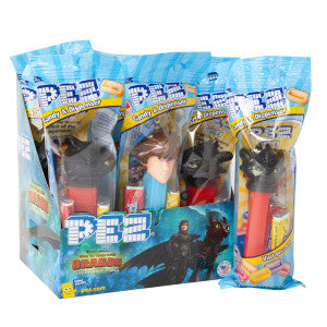 Pez How To Train Your Dragon Assortment 0.58 Oz 12Ct Box