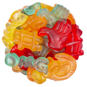 Clever Candy Social Media Gummy Mix 6.60Lb Bag