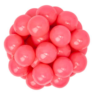 Pink Gumballs Cherry Flavored 850 Ct 14.17Lb Case
