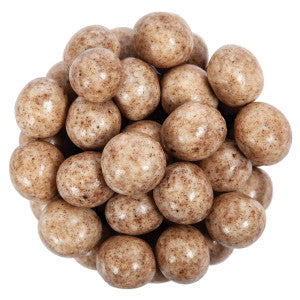 Nassau Candy Cookies & Cream Malt Balls 10.00Lb Case