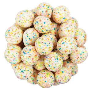 Nassau Candy Birthday Cake Malt Balls 10.00Lb Case
