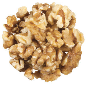 Organic Walnuts Light Halves & Pieces 25 Lb/Cs 25.00Lb Case