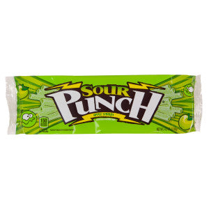 Sour Punch Sour Apple Straws King 4.5 Oz 24Ct Case