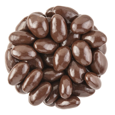 CHOCOLATE ALMONDS - BELGIAN - DARK