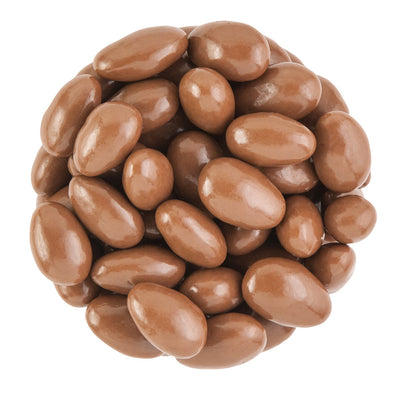 CHOCOLATE ALMONDS - BELGIAN - MILK