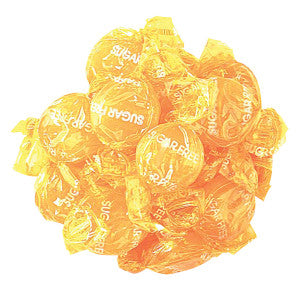 Butterscotch Buttons Sugar Free 5.00Lb Bag