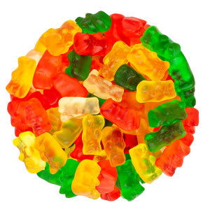 Haribo Gummy Gold Bears 5.00Lb Box