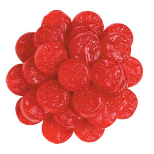 Juju Cherry Coins 7.50Lb Bag