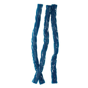 Blue Raspberry Licorice Twists 12.00Lb Case