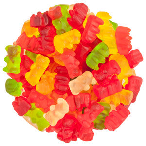 Clever Candy Gummy Bears 5.00Lb Bag