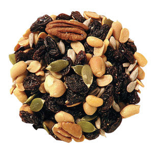Nassau Candy Deluxe Trail Mix 10.00Lb Case