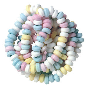 Candy Necklace Unwrapped 0.74 Oz 100Ct Box
