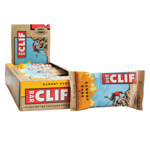Clif Bar Carrot Cake 2.4 Oz Bar 12Ct Box