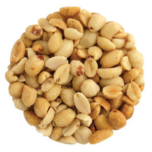 Roasted Salted Blanched Peanuts 10.00Lb Case