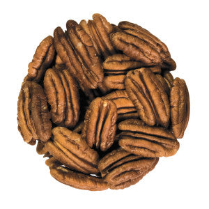 Junior Raw Mammoth Pecan Halves 10.00Lb Bag
