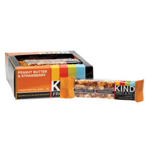 Kind Peanut Butter And Strawberry 1.4 Oz Bar 12Ct Box