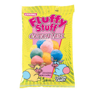 Fluffy Stuff Cotton Tails Cotton Candy 24Ct Case