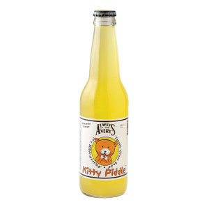 Avery'S Kitty Piddle Orange Pineapple Soda 12 Oz Bottle 24Ct Case