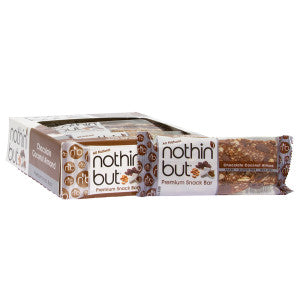 Nothin' But Chocolate Coconut Almond 1.4 Oz Snack Bar 12Ct Box