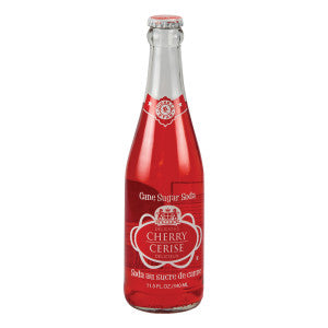 Johnnie Ryan Cherry Soda 4 Pk 11.5 Oz Bottle 24Ct Case