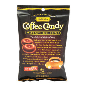 Bali'S Best Coffee Candy 12Ct Case