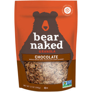 Bear Naked Chocolate Elation Granola 12 Oz Pouch 6Ct Case