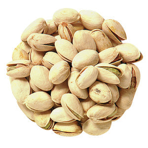 Pistachios In Shell Dry Roasted Unsalted 21/25 6.25Lb Box