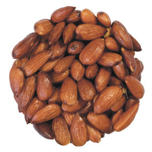 Roasted Unsalted Almonds 32/34 Ct 6.25 Lb 6.25Lb Case