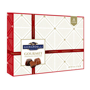 Ghirardelli Gourmet Chocolate Collection 6 Oz Box 6Ct Case
