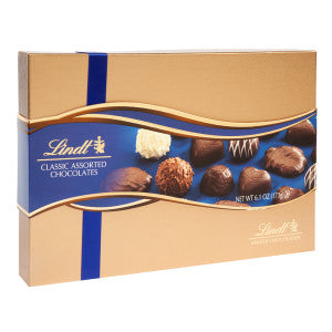 Lindt Classic Assortment 6.1 Oz Gift Box 7Ct Case