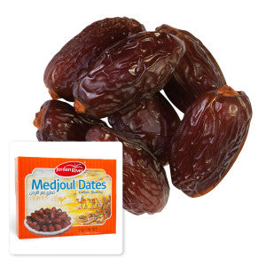 Large Israeli Medjool Dates 11.00Lb Case