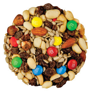Nassau Candy Rainbow Delight Nut Mix 10.00Lb Case