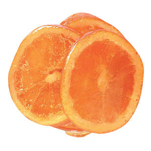 Glace Orange Slices 22.05Lb Case