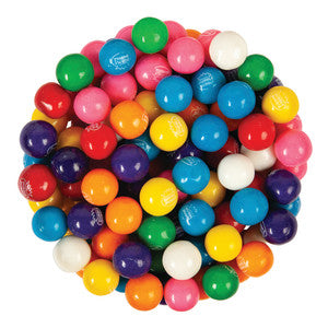 Assorted Gumballs 5800 Ct 21.30Lb Case